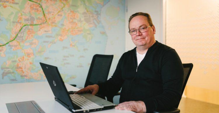18.1.2016 Vuoden vartelainen Sami Henttonen kertoo työstään