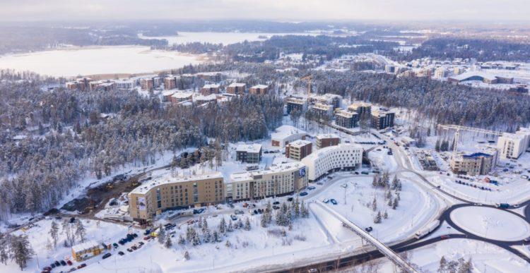 8.2.2019 Kummelivuorenheikin esittelyasunnon ensiesittely ensi sunnuntaina 10.2.2019