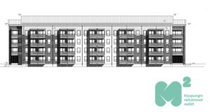 20.2.2018 Varte urakoi 57 asuntoa Espooseen M2- kodeille