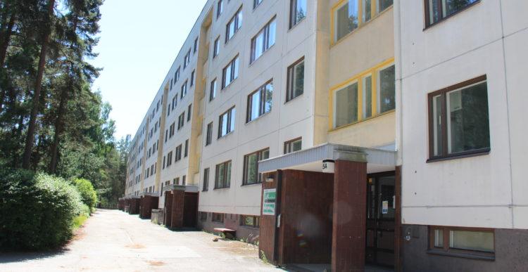 28.6.2019 Varte Oy aloittaa korjausrakentamisurakan Kontulassa